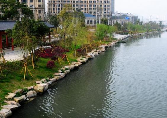 忠县河道管理范围划界工程